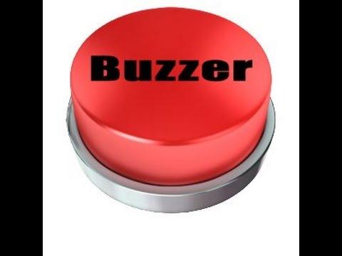 Buzzer Sound Effects