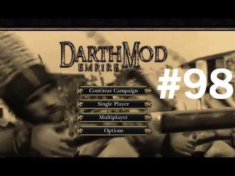 Let's Play Empire Total War Darthmod Russian Campaign #98 To The Caribbean!