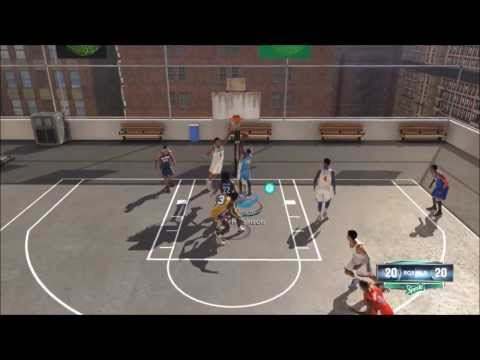 Live Kicks On 2K14 PS4 | Blacktop | Swaggy P vs Nate Robinson
