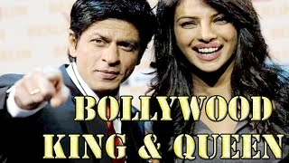 SRK  and Priyanka Become King and Queen
