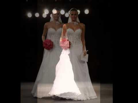 Flor de Noiva - Coleção Amarilis 8 de Vestido de Noiva