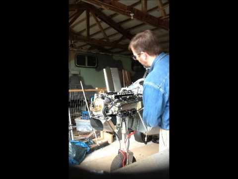 Viking HF-110 First Crank