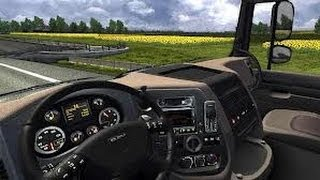 Euro Truck Simulator 2 (2014) Gameplay PC HD (Comentariu