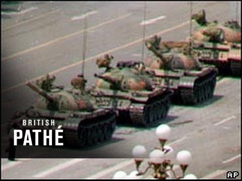 Tiananmen Square Massacre (1989)