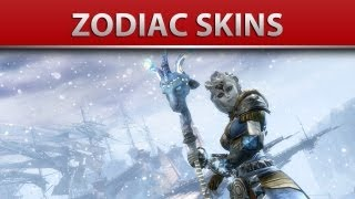 Guild Wars 2: Zodiac Weapon Skins