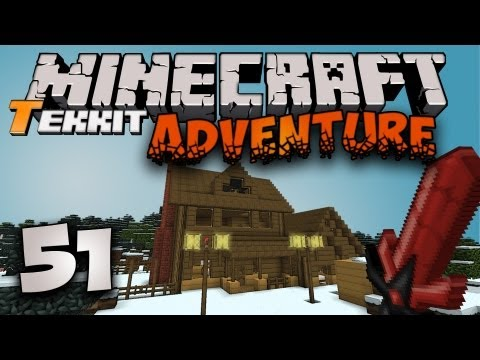 Minecraft Tekkit [Part 51] - A Full Condenser's What I'm...