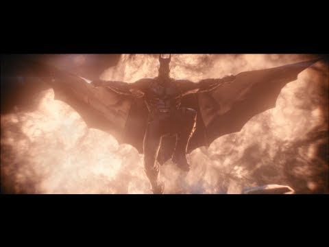 Official Batman: Arkham Knight Announce Trailer -