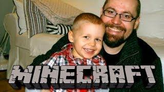 Minecraft Rock & Mikołaj