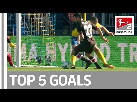Fantastic Top 5 Goals On Matchday 9