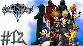 Kingdom Hearts 2 Walkthrough Part 12 Olympus Coliseum