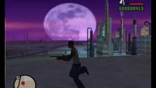 Misterios GTA San Andreas (PC/PS2) Sem Mod Parte 3 [Em 3D