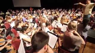 2. Sistema Europe Orchestra Camp  İstanbul 2014