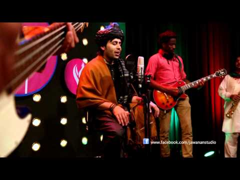 Jawanan Studio - Shafiq Mureed - Khaista Afghanistan (Official Video - Full HD)