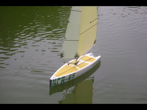 2/20 CONSTRUINDO VELEIRO NCR65 How to Make a Sailboat - NAUTIMODELISMO