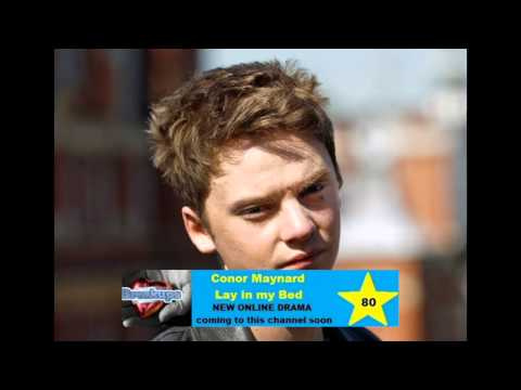 Conor Maynard - Lay in my bed (Remix)