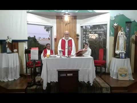 Santa Missa | 28.04.2020 | Terça-feira | Padre José Sometti | ANSPAZ