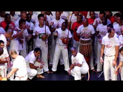 Jogos Mundiais 2013 - ABADA-CAPOEIRA - Formatura dos Mestrandos