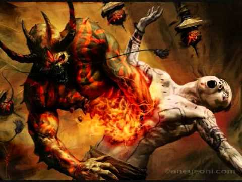 """Demon Inside"" Dark Underground Piano Beat,"