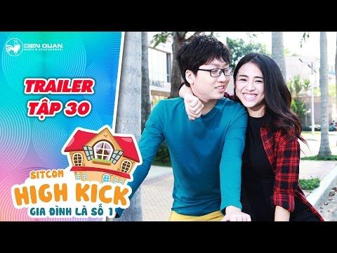 Gia đình là số 1 sitcom | trailer tập 30: Yumi tình tứ nắm tay Đức Minh để chọc tức Đức Mẫn?