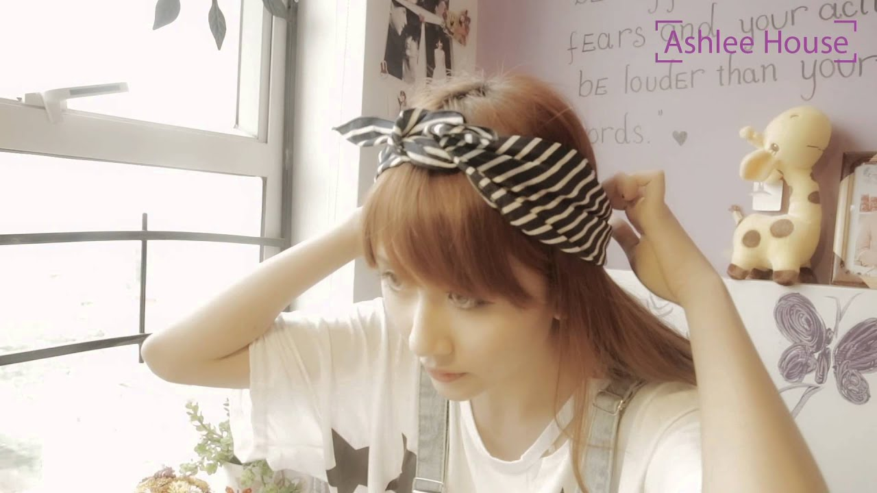 Cùng Quỳnh Anh Shyn học cách thắt khăn turban đẹp cực hot   maxresdefault