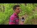 Jesse Watters searches the woods for Hillary Clinton