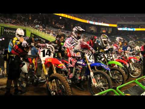 Supercross - Monster Energy Supercross - 2011 Rider Talk