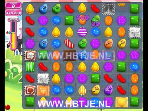 Candy Crush Saga level 463