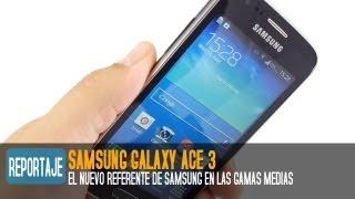 Samsung Galaxy Ace 3, Precio, Características Y