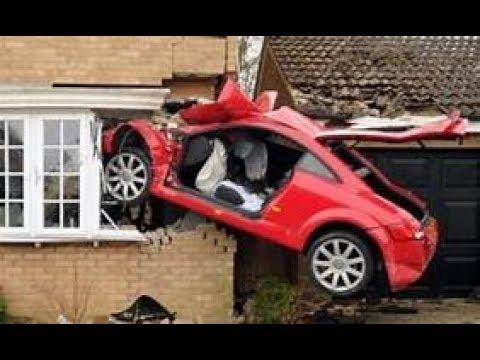 Extreme Funny Car Crash compilation expensive car crash/HD/Kingsten