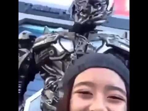 Selfies With Megatron