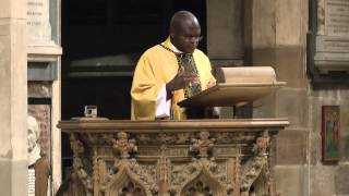Archbishop of York Centenary Eucharist