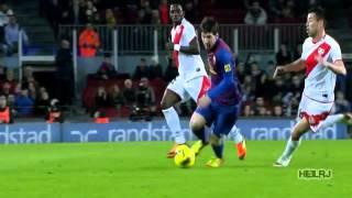 Lionel Messi El Rey Del Regate [HD]