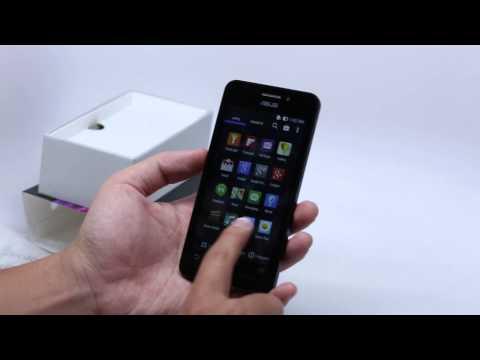 Trên tay Asus ZenFone 4.5