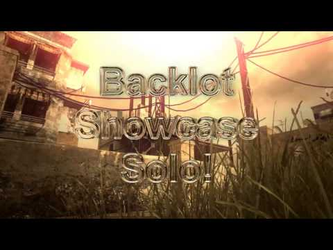 Solo Backlot Showcase by sB i ToXiCZz ii (CoD4) (Xbox360)