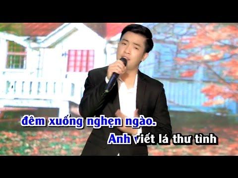 [Karaoke] Thư Tình Đô Thị - Thiên Quang