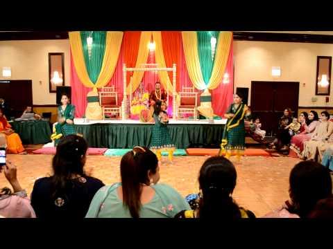 Shani Mehndi Dance