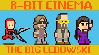 The Big Lebowski as an Old School 8-bit Video Game