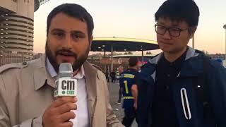 Secondo derby cinese: inter-Milan visto dai colleghi asiatici