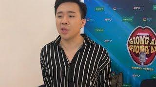 Trấn Thành lo lắng vì sợ nói chuyện không lại Huỳnh Lập, Khả Như và..... Hariwon