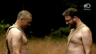 Seth Rogen and James Franco: Naked and Afraid
