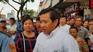 Đoàn Ngọc Hải cho bãi giữ xe chợ Bến Thành bài học vì dám thu vượt mức của sinh viên - Tin tức mới