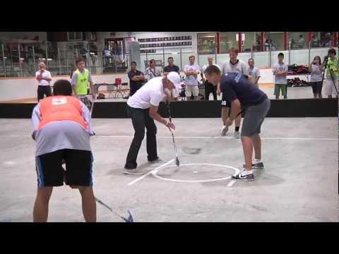 What is Floorball? Floorball Highlight Reel with Steven Stamkos