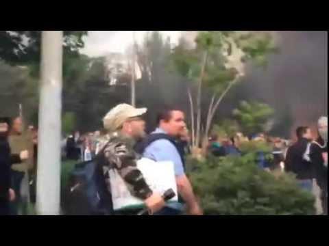 Odessa, Ukraine: Right sector attacks trade union building, kills 43