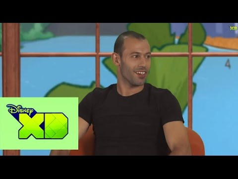 Javier Mascherano - Toma 2 con Phineas y Ferb