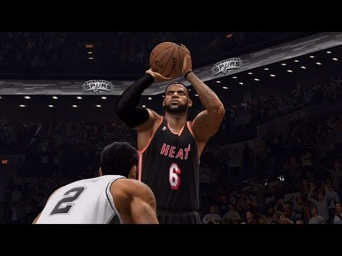 NBA Live Finals 2014 - Miami Heat vs San Antonio Spurs - Game 5 - Halftime Highlights Show - HD