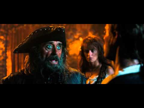 Official Trailer 2 - Pirates of the Caribbean: On Stranger Tides