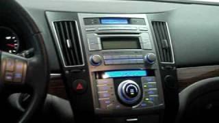HYUNDAI VERA CRUZ 3 8 MPFI 4X4 V6 24V GASOLINA 4P AUT 2009 INT videos