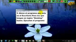 Dejar Tu Copia De Windows 7 A Original (Validar Win 7