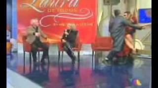 Laura, La Niurka Y Rocio En Tv Azteca