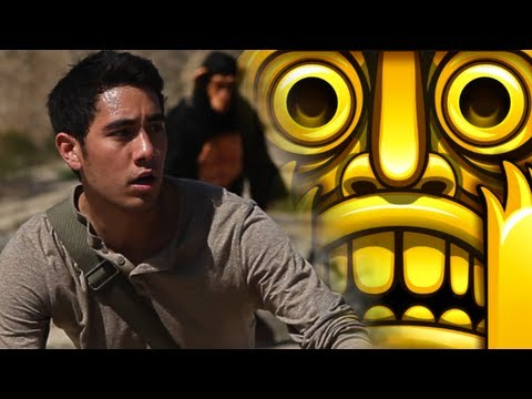 Temple Run Forever, Tweet: http://bit.ly/templemonkey Facebook: http://www.facebook.com/thefinalcutking What if the next time you played the Temple Run game you were somehow tra...